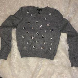 🆕 Gray Sweater